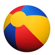 Beach Ball Cover