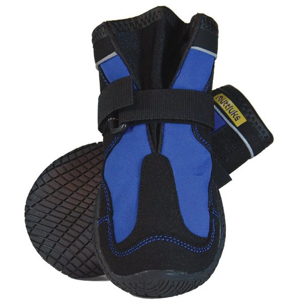 snow mushers blue