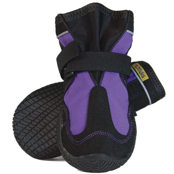 snow mushers purple