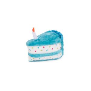 zp birthday cake blue
