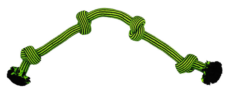Knot-n-Chew - Small 4 Knot