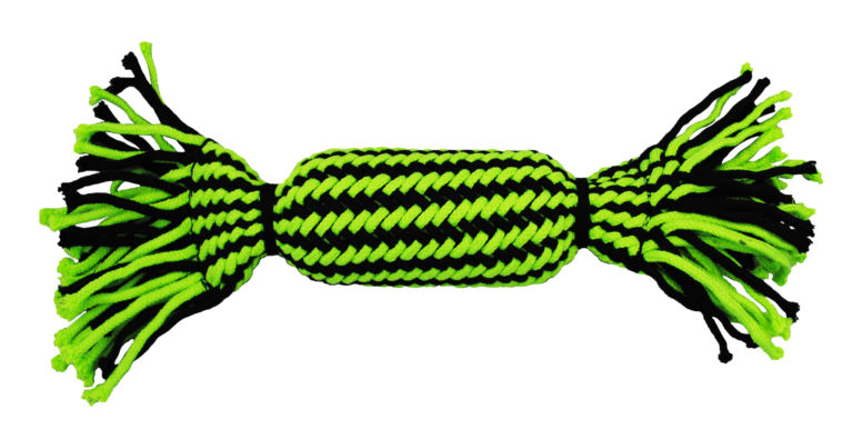 Knot-n-Chew - Small Tube Squeaker